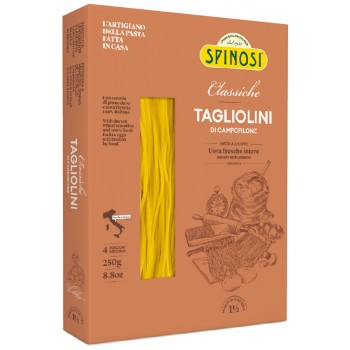 Tagliolini with fresh egg Spinosi