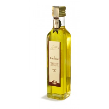 Olive oil with white truffle flavoring