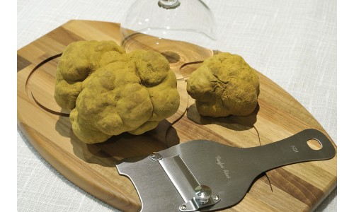 Buying white truffles, a matter of trust