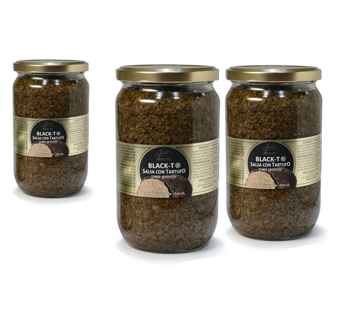 Black-T, la mejor salsa de trufa