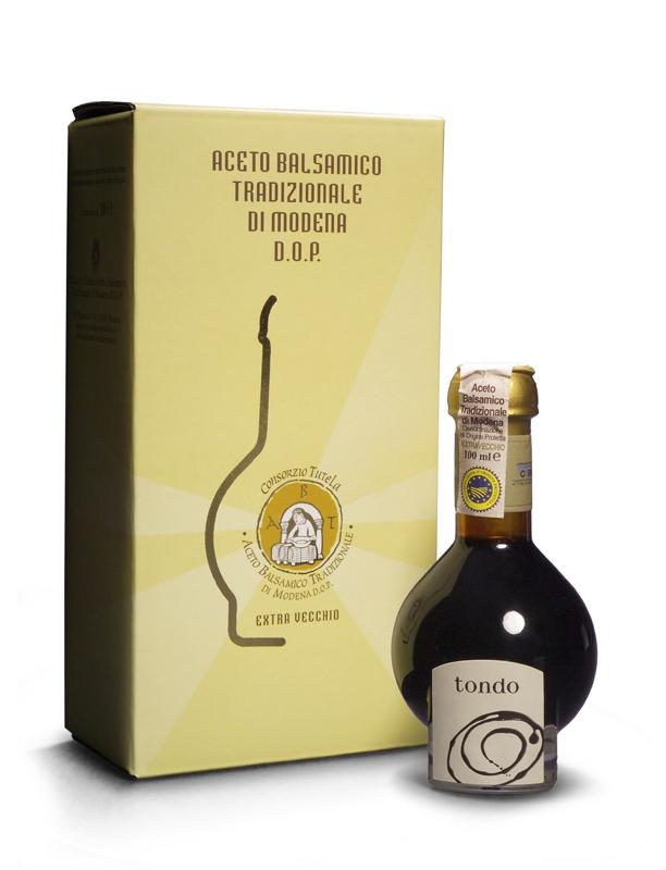 Vinagre Balsámico Tradicional de Módena D.O.P. 25 años