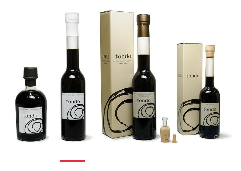 Vinagre Balsámico de Módena RESERVA tondo