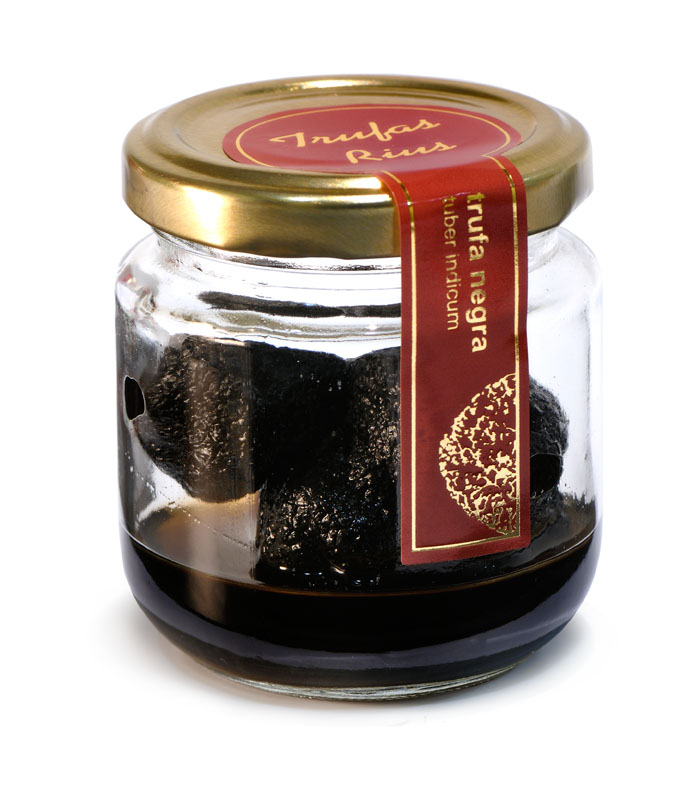 Black Truffle in own juice