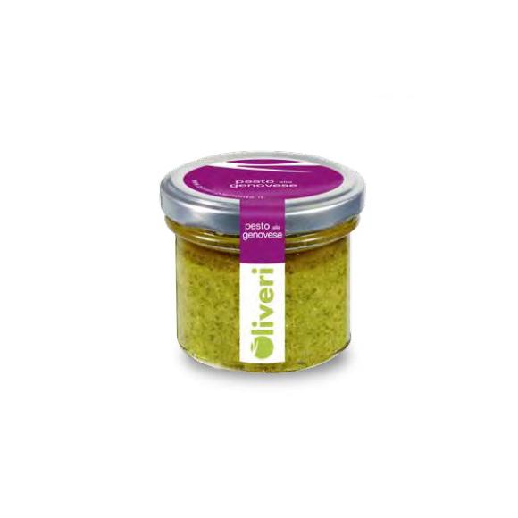 Sauce Pesto genoise