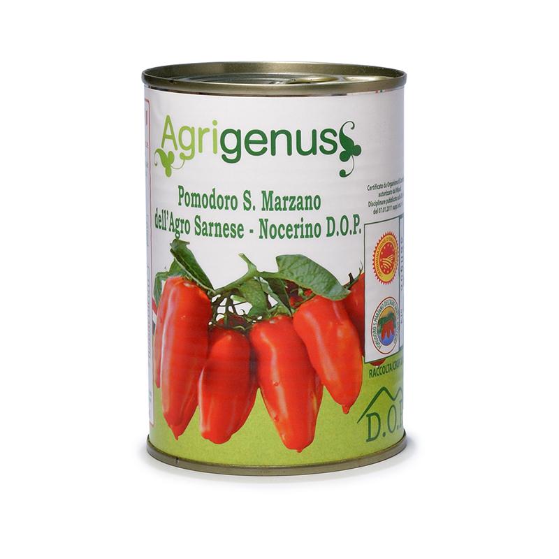 Tomate pelado San Marzano DOP