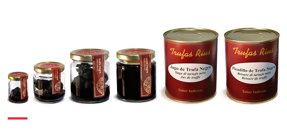 Black Truffle in own juice