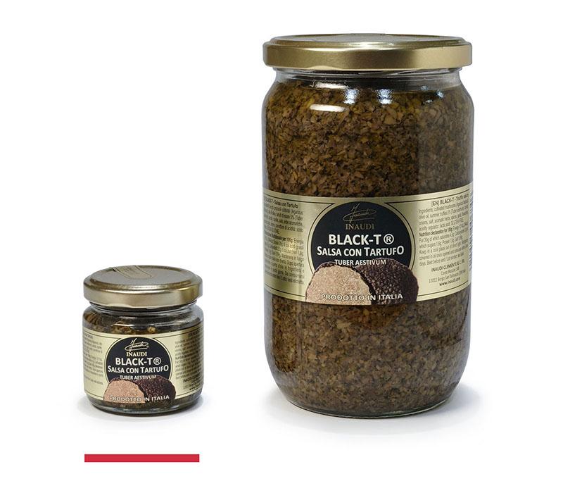 Black-T® sauce à la truffe