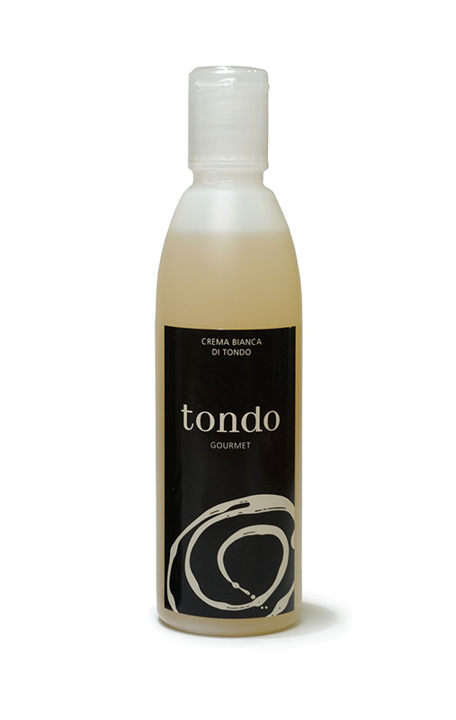 Crema de Vinagre Balsámico Blanco de Módena