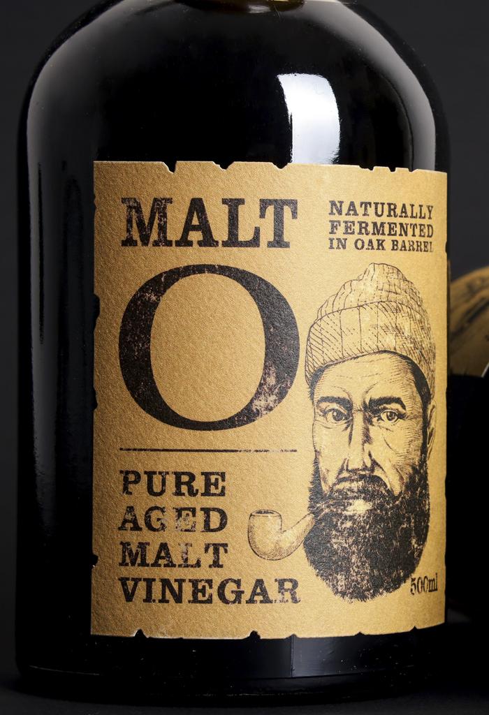Vinagre envejecido de malta MALT-O
